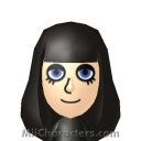 Stocking Anarchy Mii Image by Peter Brown