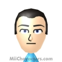 Dr. Sheldon Cooper Mii Image by a guy