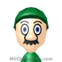Weegee Mii Image by a guy
