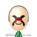 Handstand Face Mii Image by Chadtronic