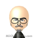 Cinema Snob Mii Image by Mahmus
