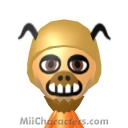 The Screamer Mii Image by HaHaVeryNice