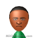 Franklin Clinton Mii Image by Dripples