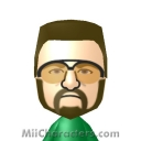 Walter Sobchak Mii Image by Dripples