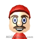 Mario Mii Image by LabCrafter