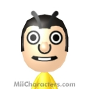 Shrignold the Butterfly Mii Image by MisterJukebox8