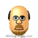 Homer Simpson Mii Image by JJrocks