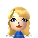 Elsa Mii Image by TheReg