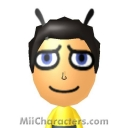 Barry B. Benson Mii Image by MemeLord