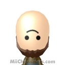 Upside Down Face Mii Image by coolguy360