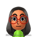 Connie Maheswaran Mii Image by TheGreatKitty