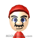 Mario Mii Image by TForce Crimson