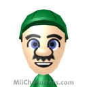 Luigi Mii Image by TForce Crimson