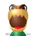 Bowser Mii Image by TForce Crimson