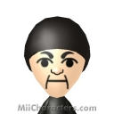 Moe Howard Mii Image by SuperCaptainN