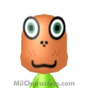 Frog Mii Image by Ginome