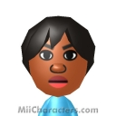 Chandra Wilson Mii Image by battlbette