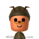 Mama Tattletail Mii Image by Funky