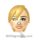 Miley Cyrus Mii Image by Corporate
