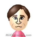 Terry Jones Mii Image by Mark