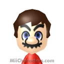 Mario Mii Image by skeleman46