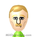 Graham Chapman Mii Image by Mark