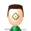 Baseball Diamond Mii Image by NAMWHO