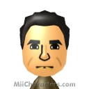 Adrian Monk Mii Image by ZERO-SHIFT