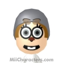 Sandy Cheeks Mii Image by Toon and Anime