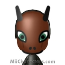 Toothless Mii Image by Bambi