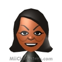 Michelle Obama Mii Image by LanieBlaze