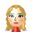 Princess Buttercup Mii Image by Risa