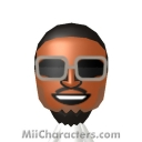 B.o.B Mii Image by RockFreak