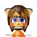 Crash Bandicoot Mii Image by Baby Link