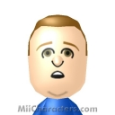 Mike Biggs Mii Image by Pakled