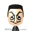 Nicolas Sarkozy Mii Image by William