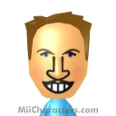 Prince William Of Wales Mii Image by Alan Carr
