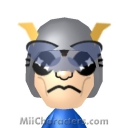 Captain America Mii Image by Pac-Man