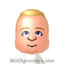 "Roscoe ""Fatty"" Arbuckle Mii Image by Pakled"