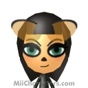Kitty Katswell Mii Image by Red