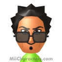 "Paul ""Pauly D"" DelVecchio Mii Image by Esther"