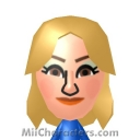 Ashley Tisdale Mii Image by Mike 4