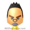 Yellow Angry Bird Mii Image by Geno