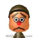 Fozzie Bear Mii Image by CheezyWhiz