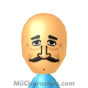 The Iron Sheik Mii Image by NAMWHO