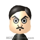 Paul Bearer Mii Image by NAMWHO