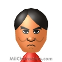 "Ricky ""The Dragon"" Steamboat Mii Image by NAMWHO"