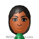 Venus Williams Mii Image by qwest