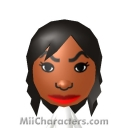 Serena Williams Mii Image by G DIVA