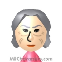 Queen Elizabeth II Mii Image by Jefferson
